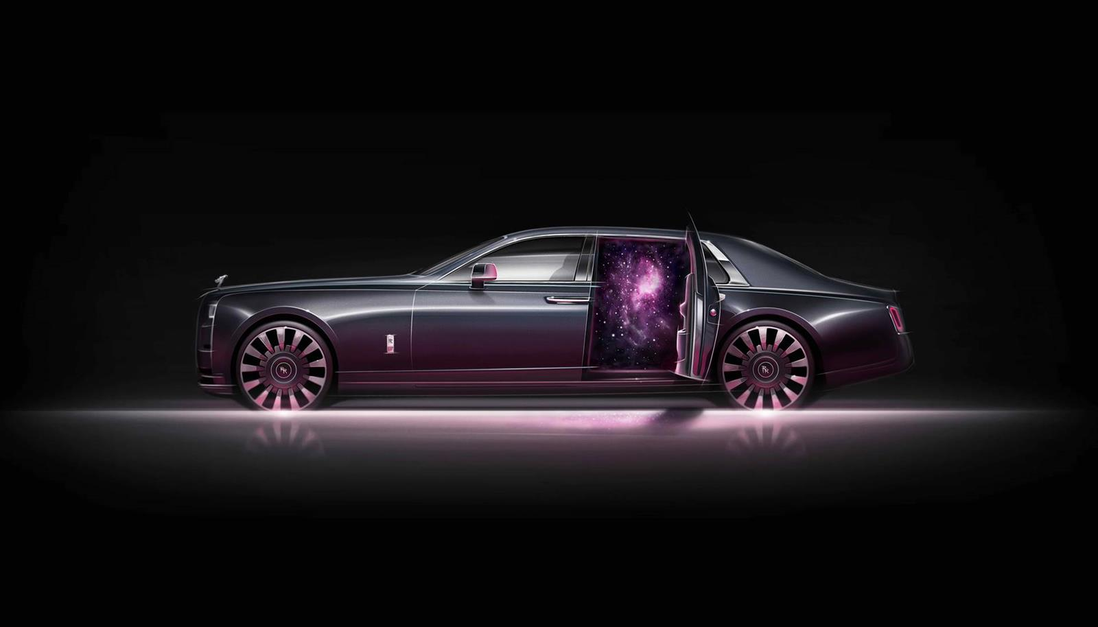 2021 Rolls-Royce Phantom Tempus Collection