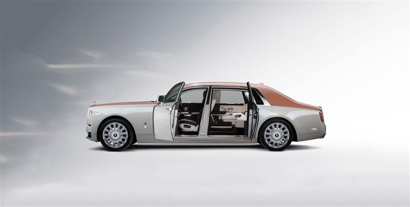 2018 Rolls Royce Phantom Ewb Whispered Muse News And Information