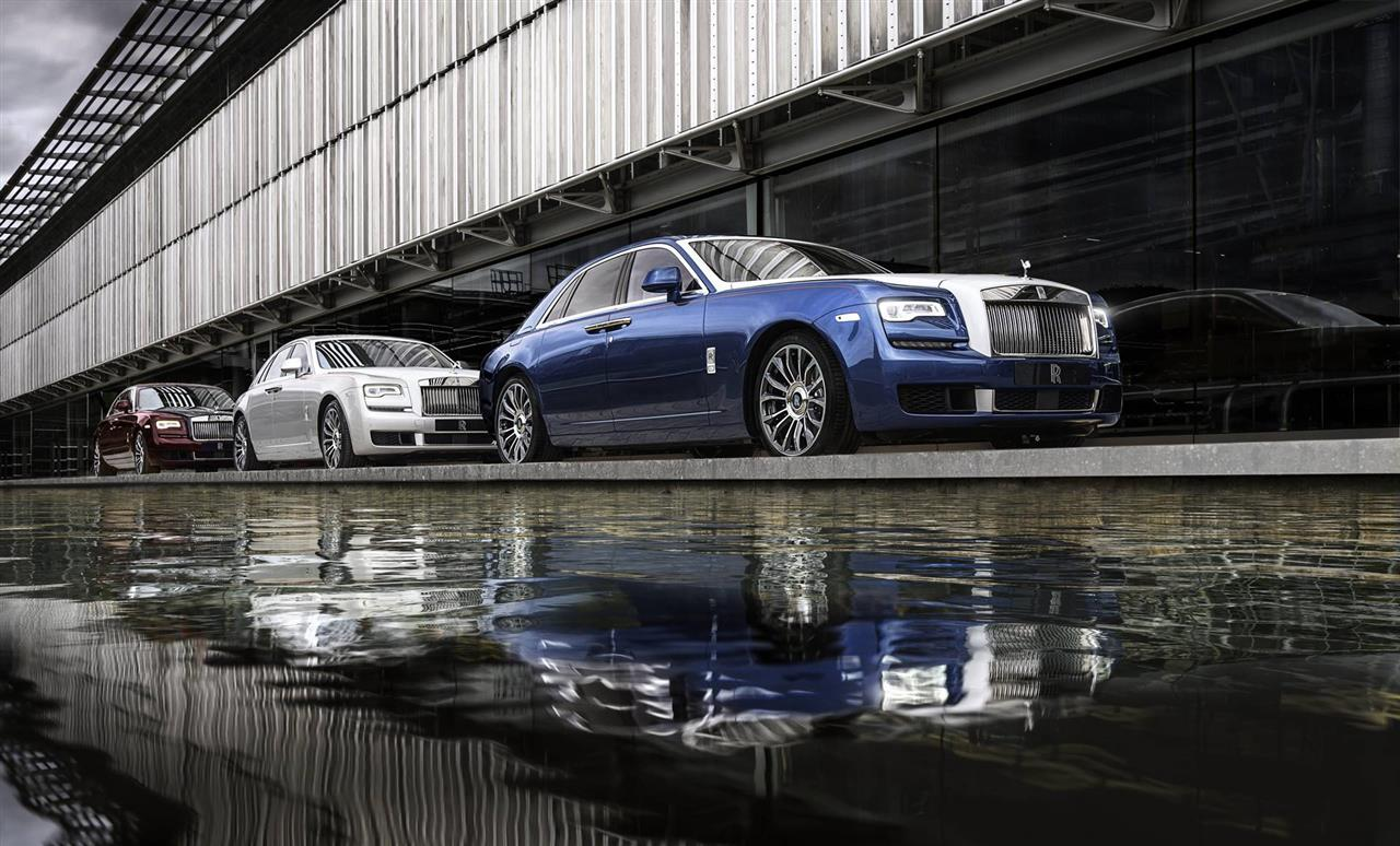 2019 Rolls-Royce Ghost Zenith Collection