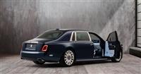 Popular 2019 Rolls-Royce Phantom Rose Wallpaper