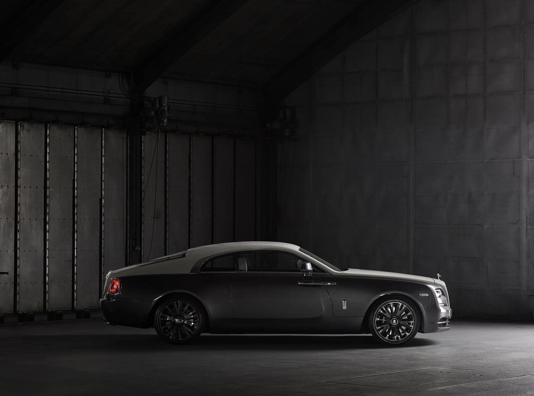 2019 Rolls-Royce Wraith Eagle VIII Collection