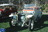 Chassis information for Rolls-Royce Silver Ghost Barker
