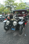 Chassis information for Rolls-Royce Silver Ghost