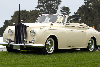 Chassis information for Rolls-Royce Silver Cloud I