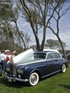 Chassis information for Rolls-Royce Silver Cloud III