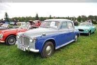 1963 Rover P4 image.