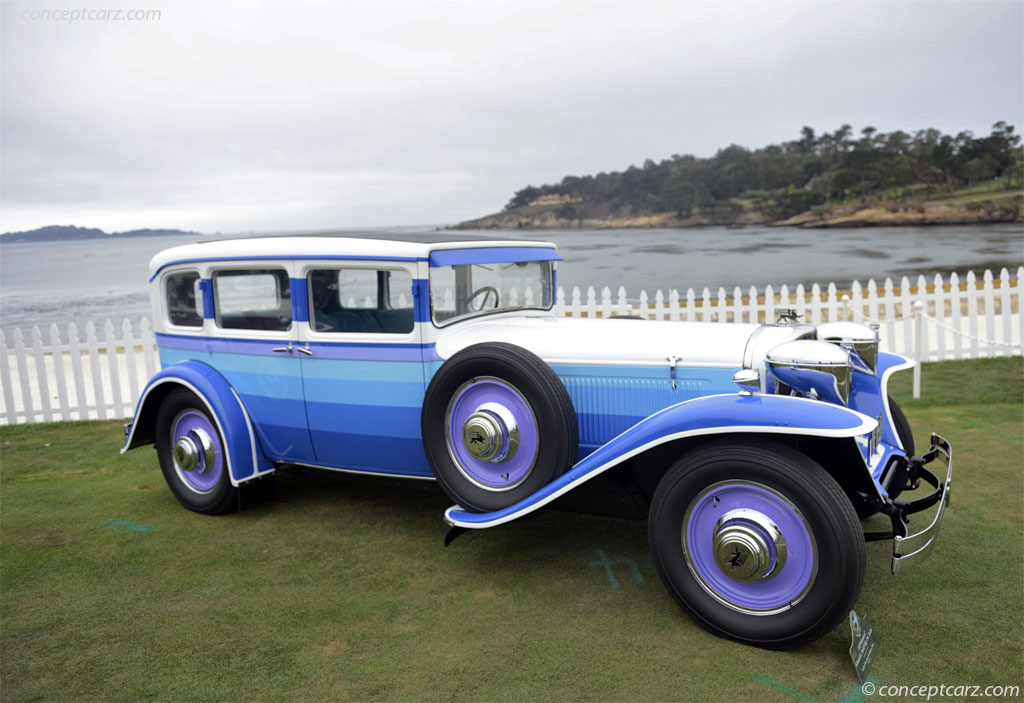 1929 Ruxton Model C Image Chassis Number 10c56