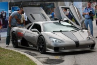 Popular 2007 SSC Ultimate Aero TT Wallpaper