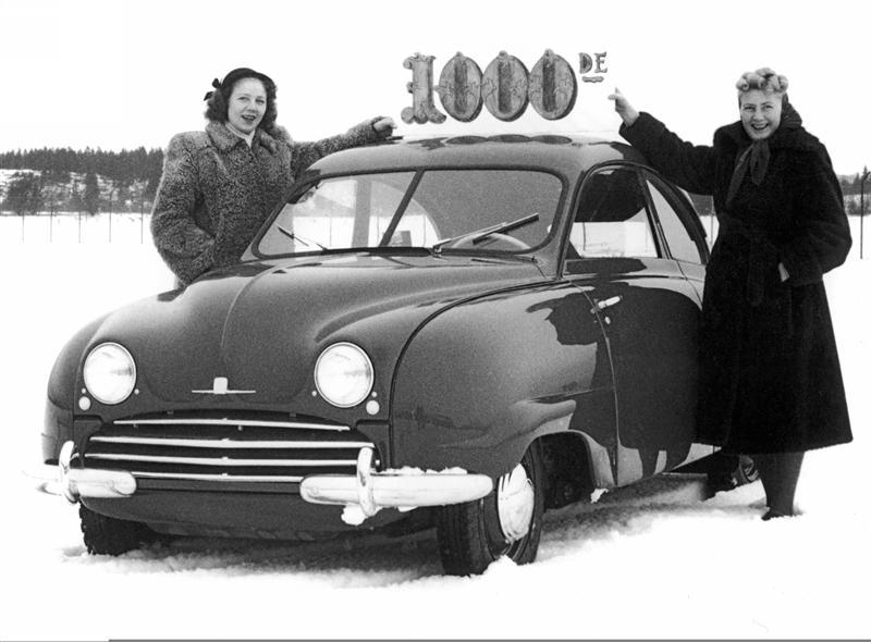 1950 Saab 92