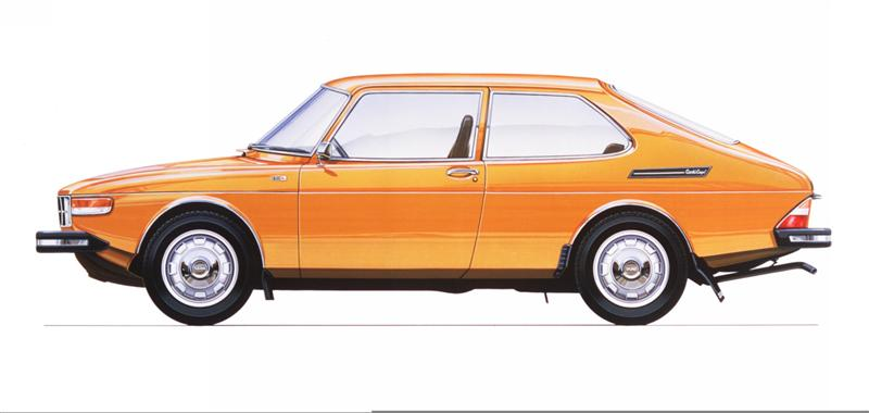 1974 Saab 99 pictures and wallpaper