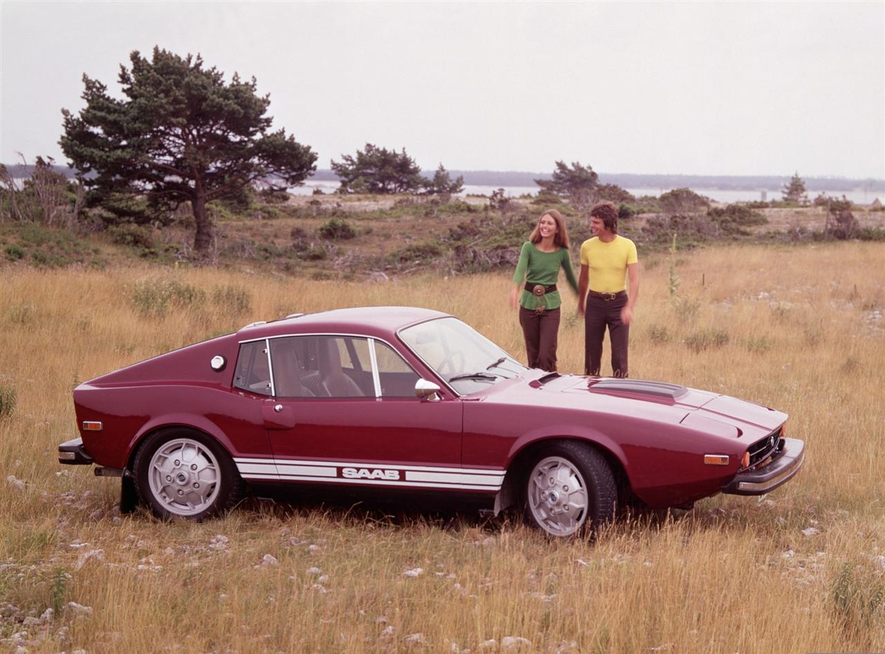 1974 saab sonett iii image photo 2 of 2