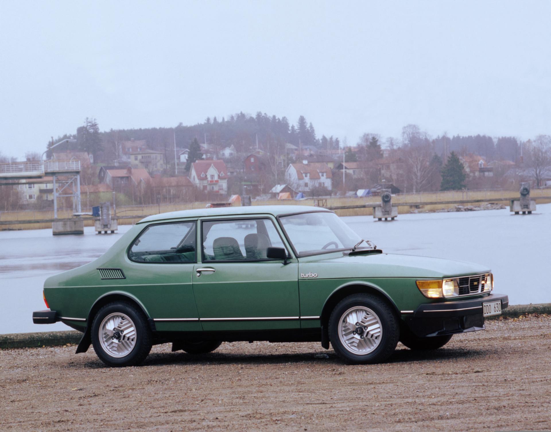 1975 Saab 99 Image from Press Photo 0037