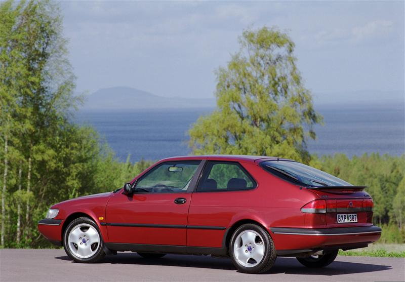 1997 Saab 900