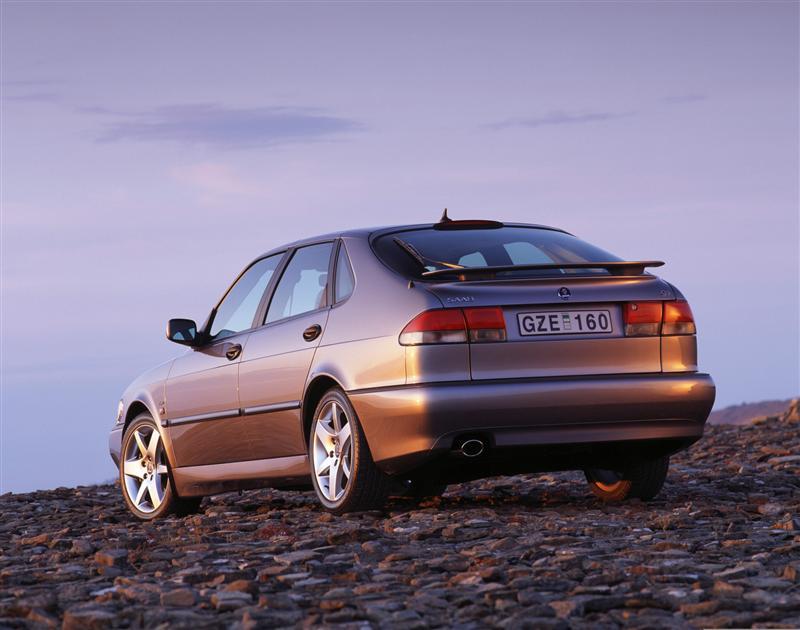 2001 Saab 9-3
