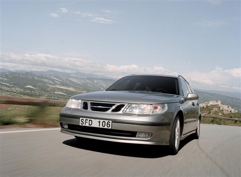 2003 Saab 9-5