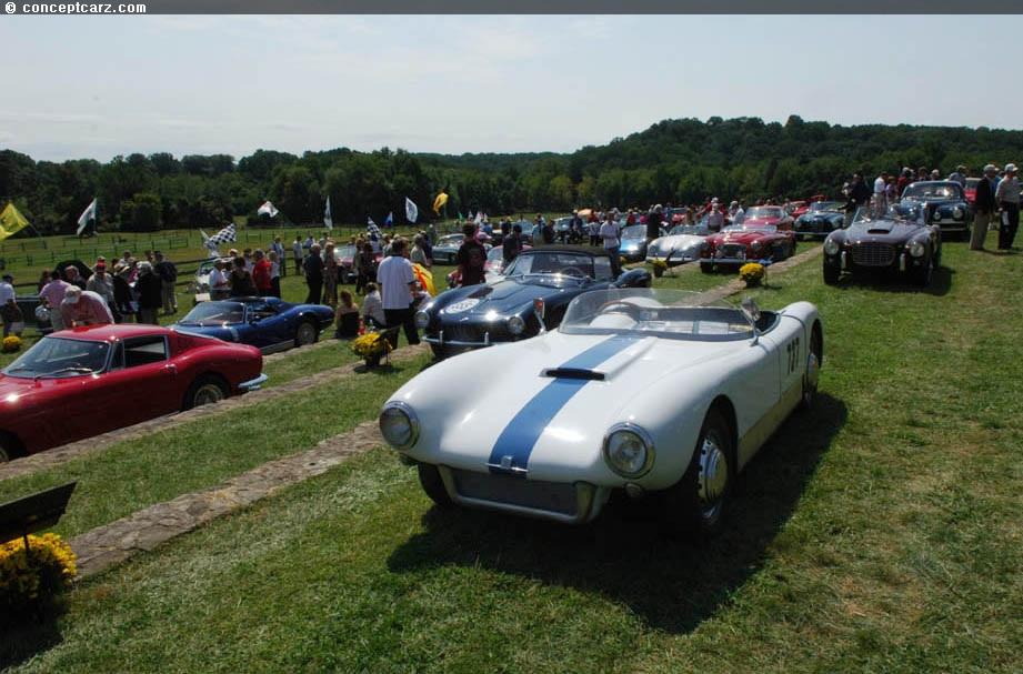 1956 Saab Sonett Super Sport History Pictures Value Auction Sales