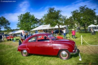 Popular 1957 Saab 93 Wallpaper