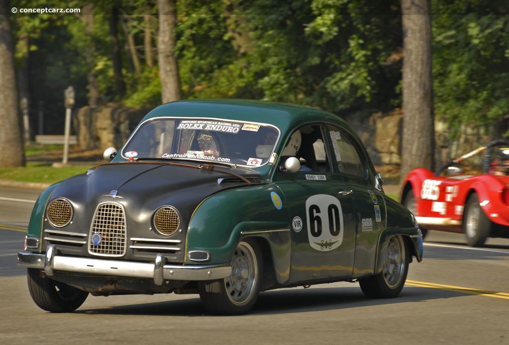 1960 Saab 93F History Pictures Value Auction Sales