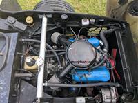 1969 Saab Sonett II