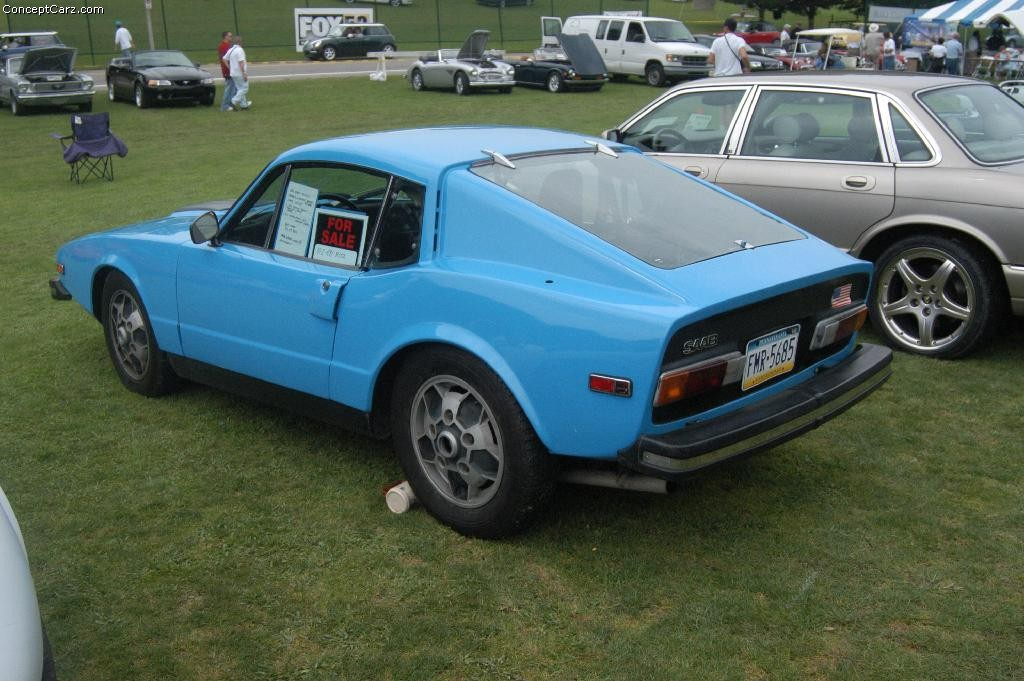 Auction results and data for 1972 Saab Sonett III ...