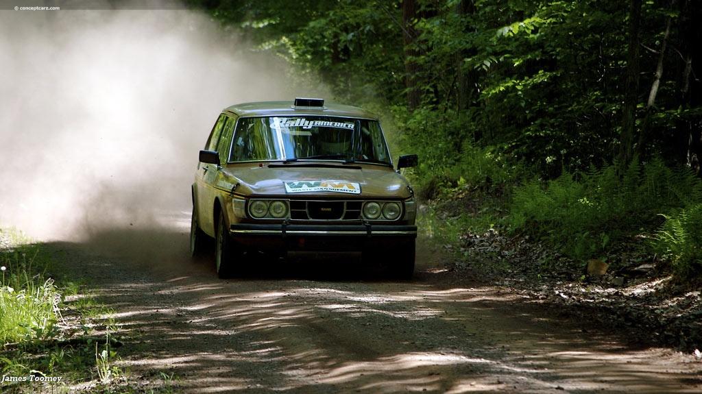 1977 Saab 99