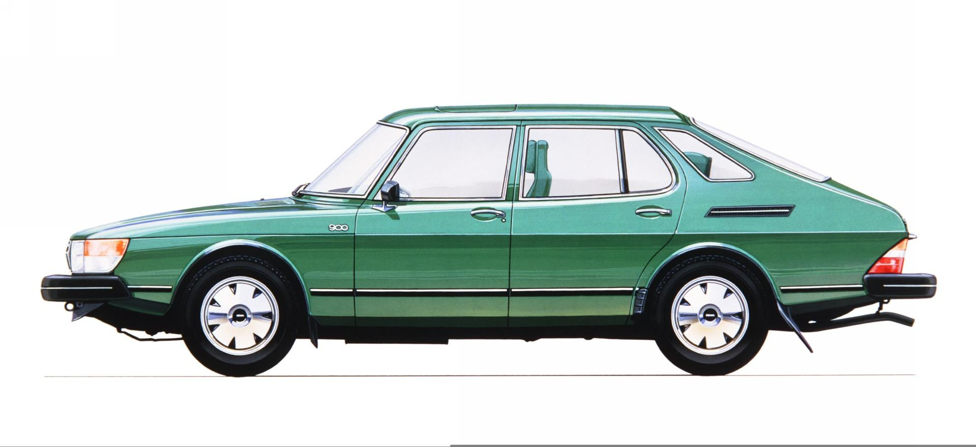 1979 Saab 900 Pictures History Value Research News