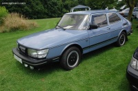 1984 Saab 900 image.