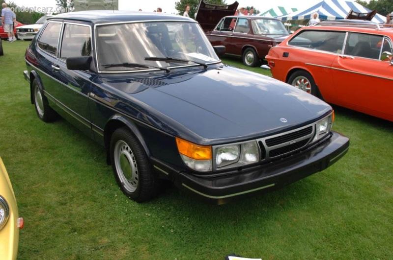1985 Saab 900 Image  S      Conceptcarz Com  Images