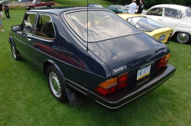 1985 Saab 900 Image  Photo 3 Of 5