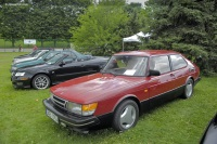 1986 Saab 900 image.