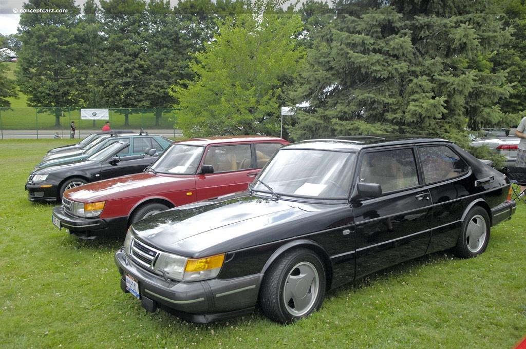 1993 Saab 900