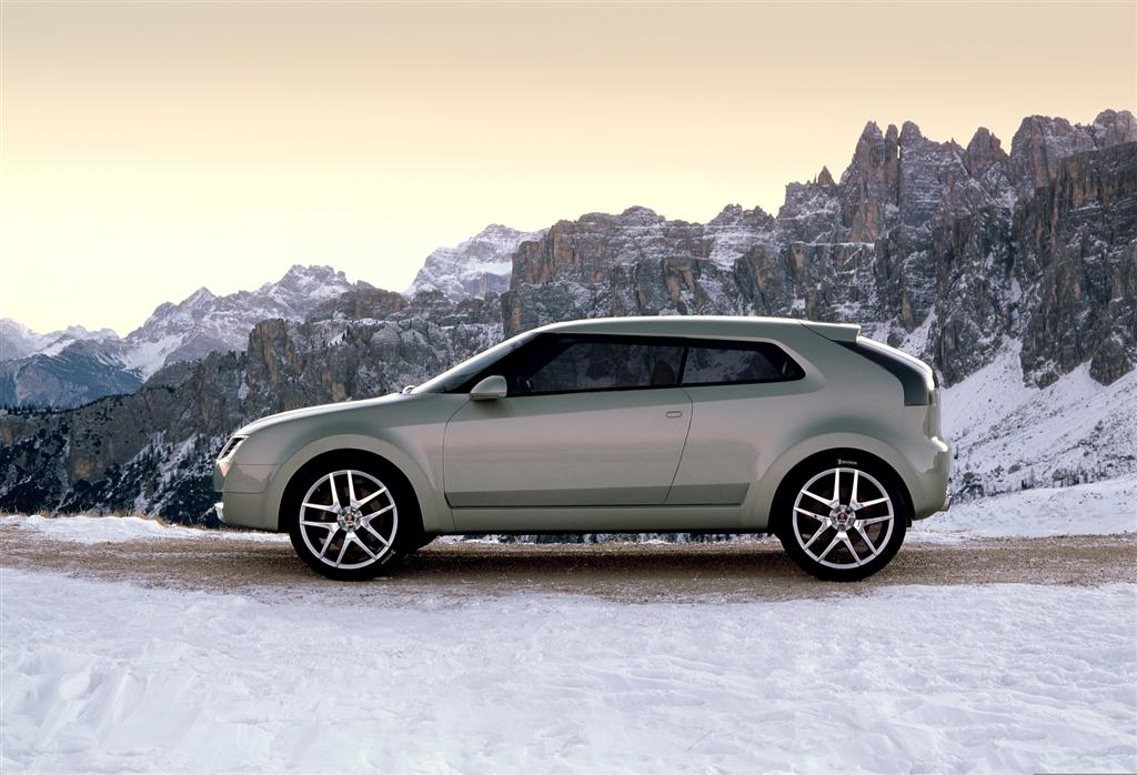 2002 Saab 9 3x Concept Pictures History Value Research