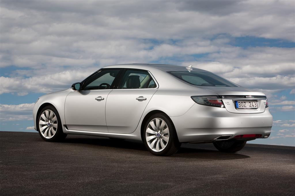 2011 Saab 9-5 Sedan News and Information - conceptcarz.com
