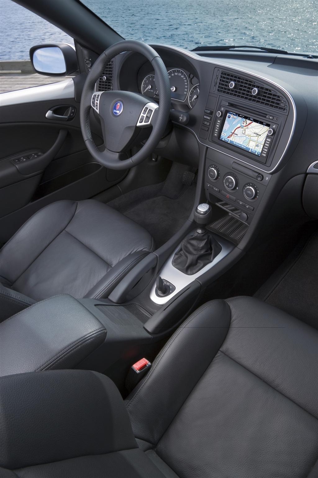 2009 saab 9 3 news and information conceptcarz com rh conceptcarz com Saab 9-3 Interior Saab 9-3 Interior
