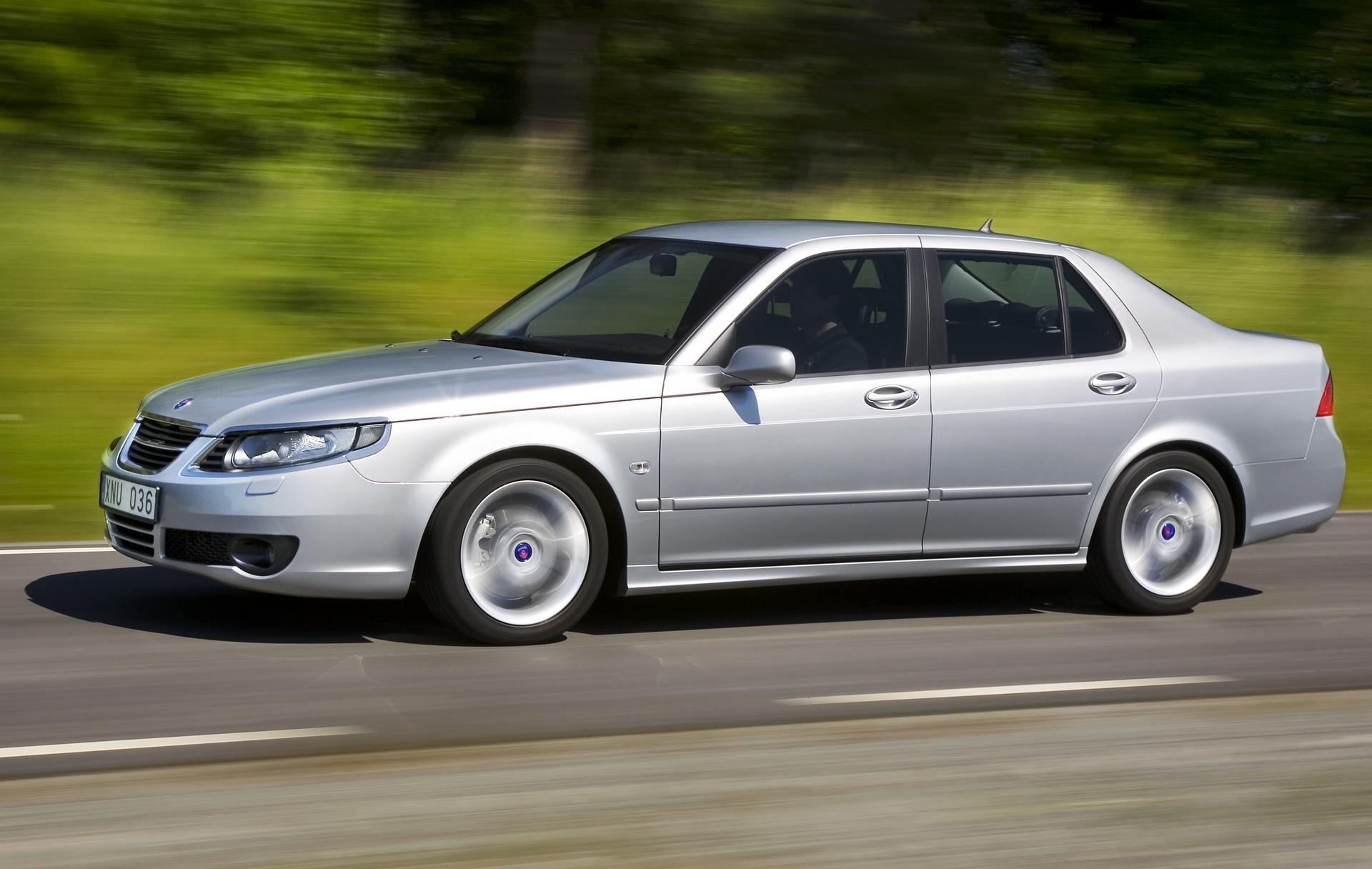 Saab Manu on 2007 Saab 9 5