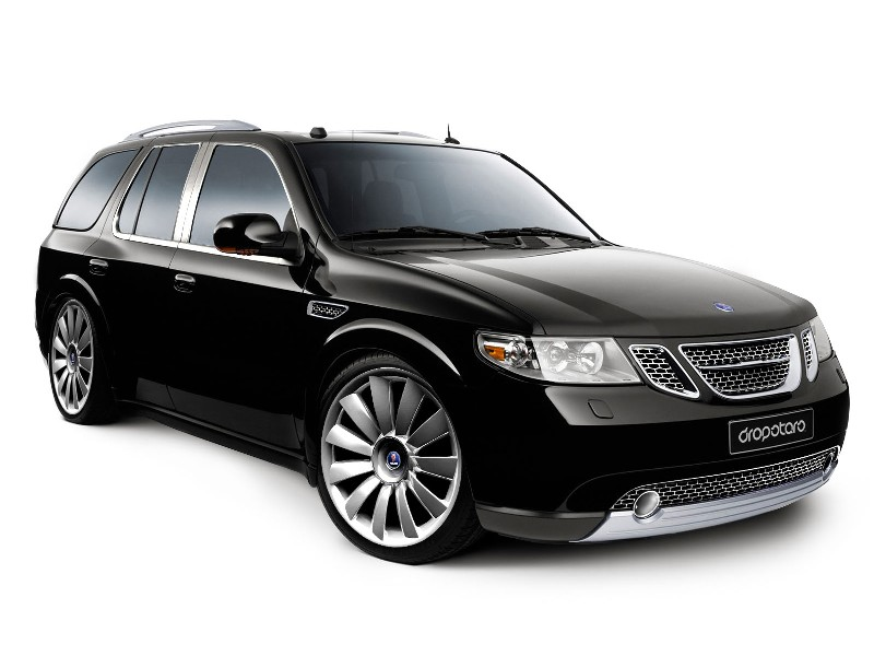 2006 Saab 9-7X Aero Concept History, Pictures, Value, Auction Sales ...