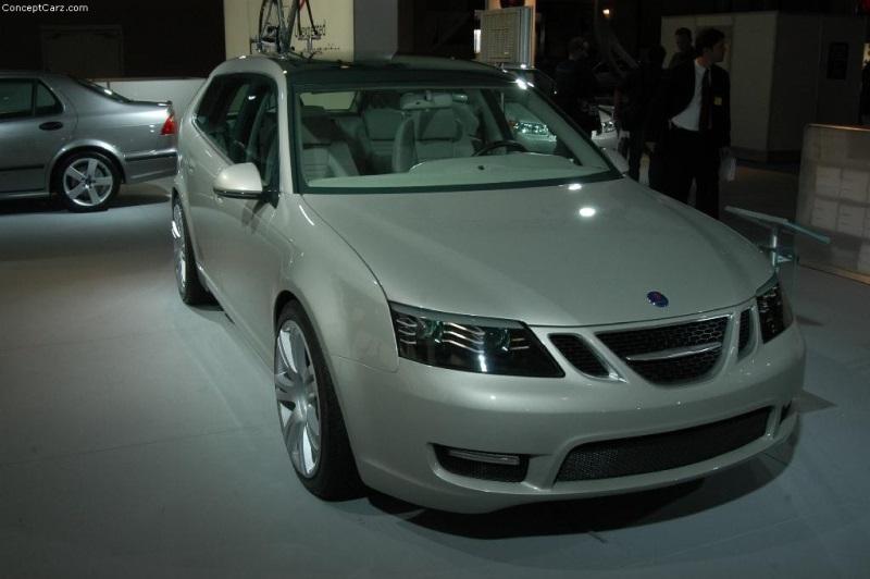 2004 Saab 9 3 Sport Hatch Concept