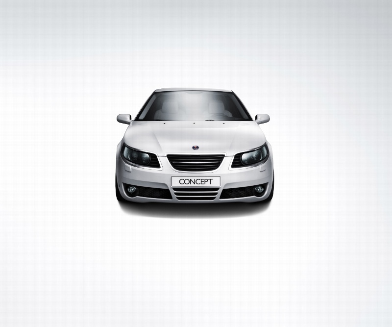 2007 Saab 9 5 Biopower 100 Concept Image Photo 10 Of 16