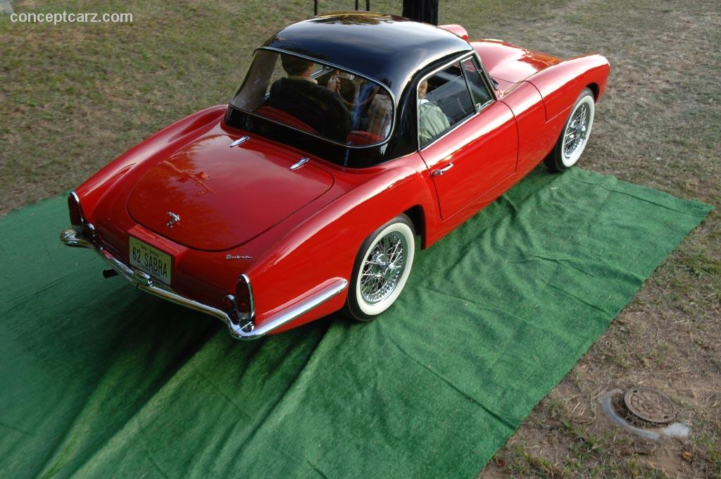 1962 Sabra Sport Image Chassis Number S200100