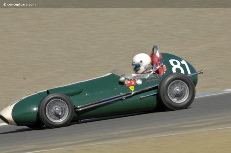 1959 Sadler FJ MKI