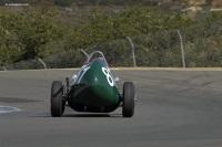 1959 Sadler FJ MKI.  Chassis number FJ1