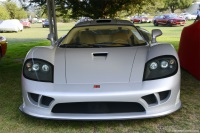 2004 Saleen S7.  Chassis number 1S9SB181X4S000045