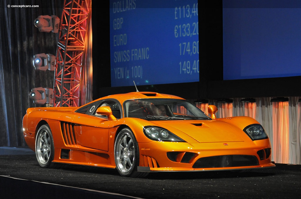 List Of Muscle Cars >> 2005 Saleen S7 Pictures, History, Value, Research, News - conceptcarz.com