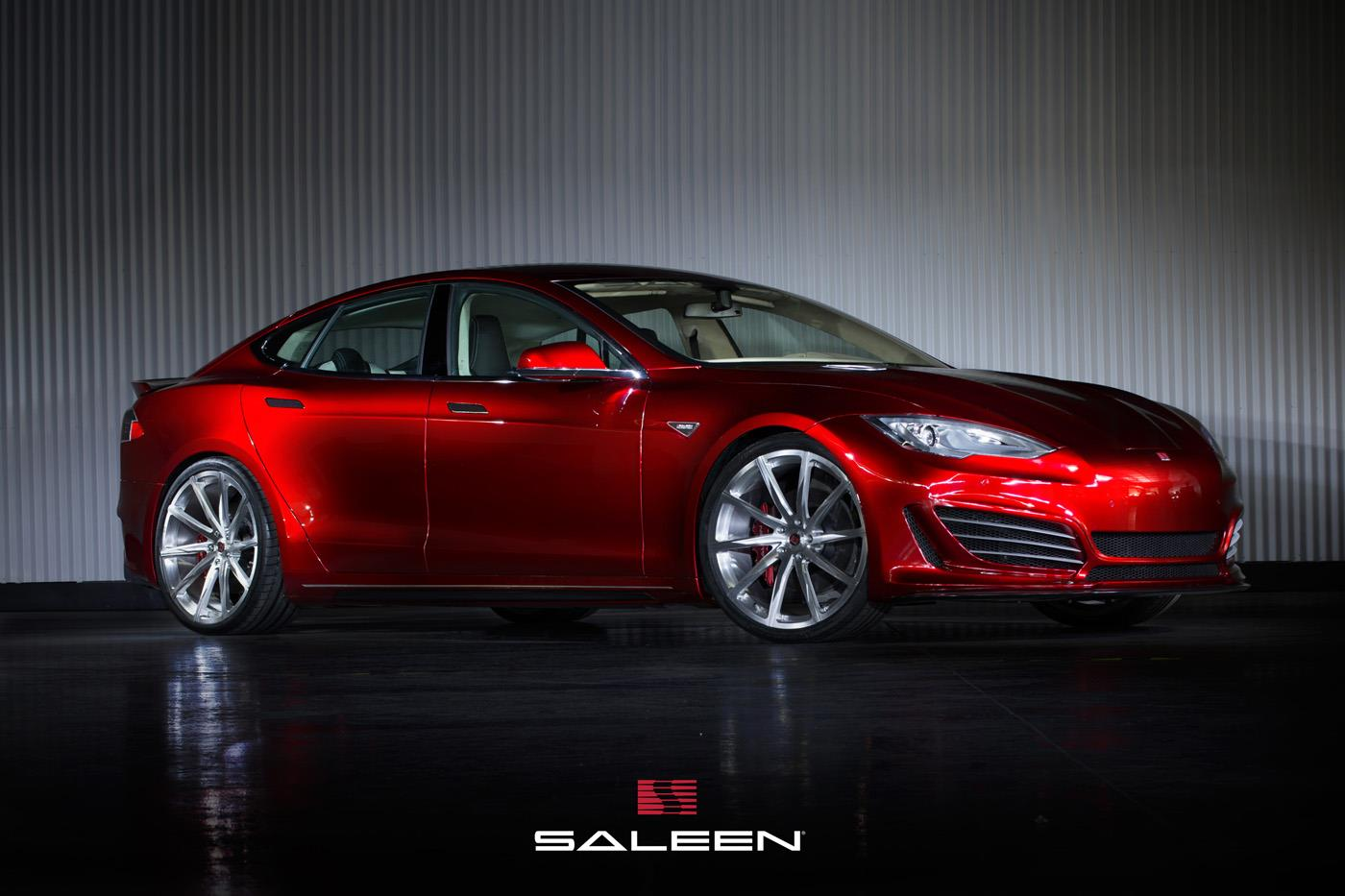 2014 Saleen FOURSIXTEEN