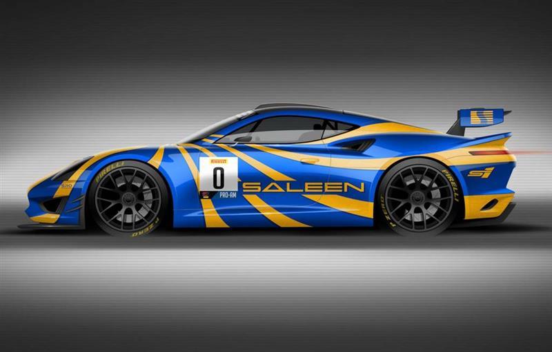 2020 Saleen S1 GT4