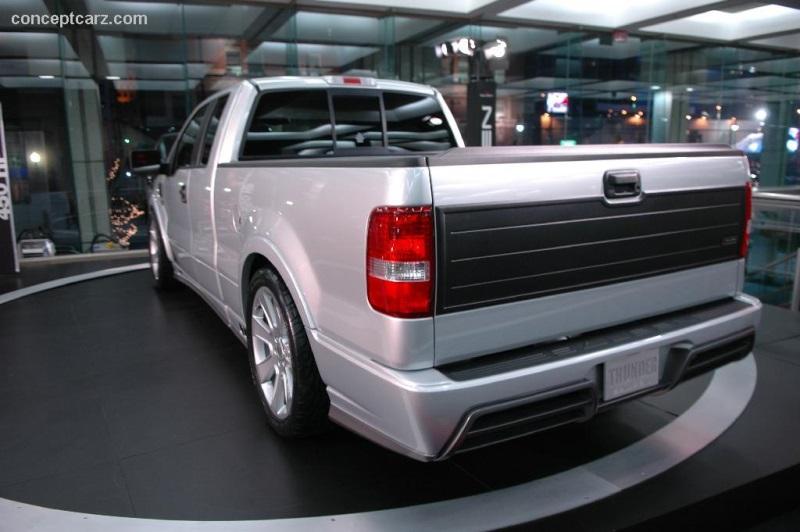 2006 Saleen Sport Truck S331