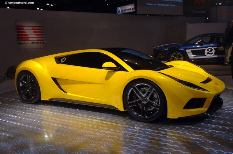 2008 Saleen S5S Raptor Concept Image. Photo 10 of 34