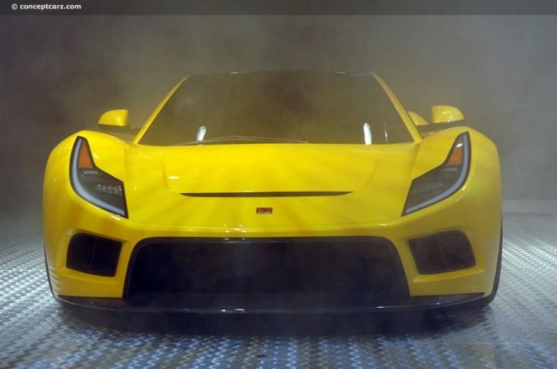 2008 Saleen S5S Raptor Concept