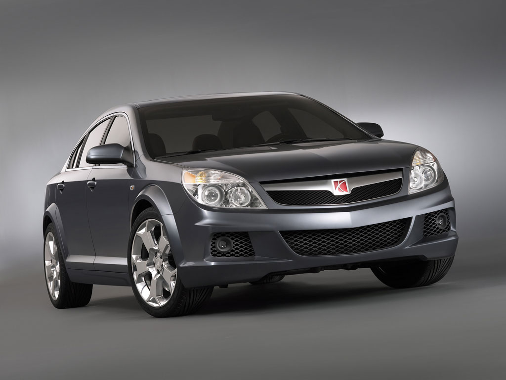 2005 Saturn Aura Concept History, Pictures, Value, Auction Sales, Research  and News