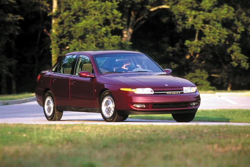 2003 Saturn L Series